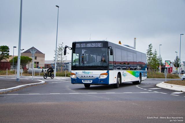 Setra S416 LE Buisness STRAN / Aléop