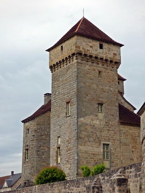 Château Saint Hilaire...Curemonte