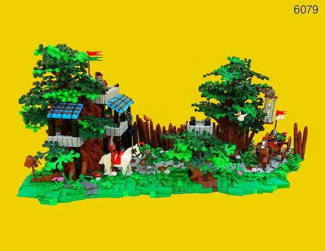 6079 Dark Forest Fortress - Part 7