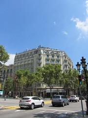 Hotel Majestic - Passeig de Gràcia, 68 - Barcelona