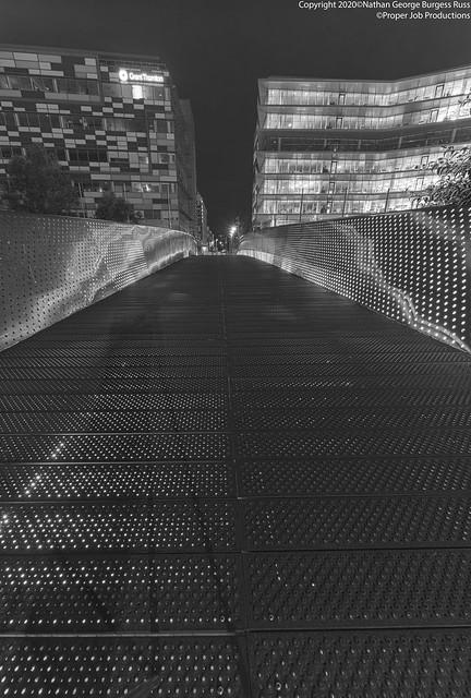 Meads Reach Foot Bridge