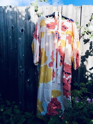marimekko flowerpower, july 31, 2020 🌼🌻💛