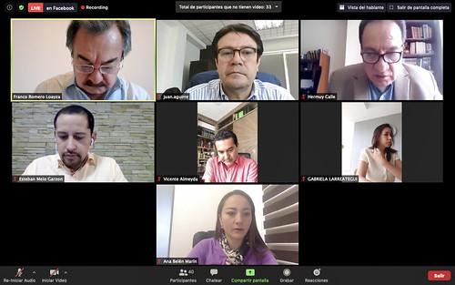 COMISIÓN DE RÉGIMEN ECONÓMICO. ECUADOR, 31 DE JULIO DEL 2020
