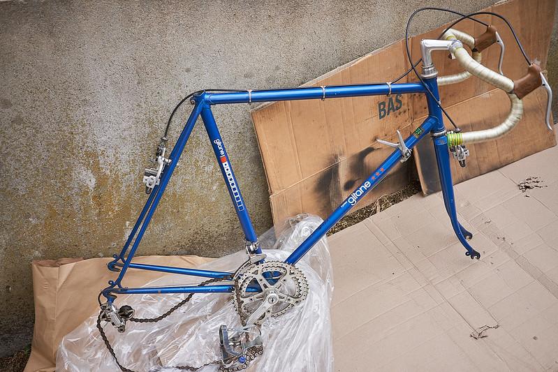 Vélo Gitane fin des années 70 50174020907_412d6e5945_c