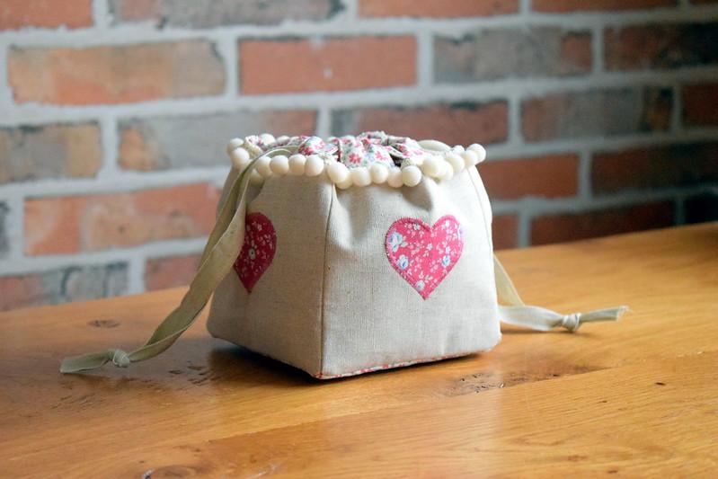 Japanese Rice Bag (Charlotte)