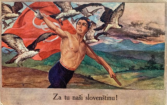 Sokol Sport Festival in Prague, VIII Slet, 1926.