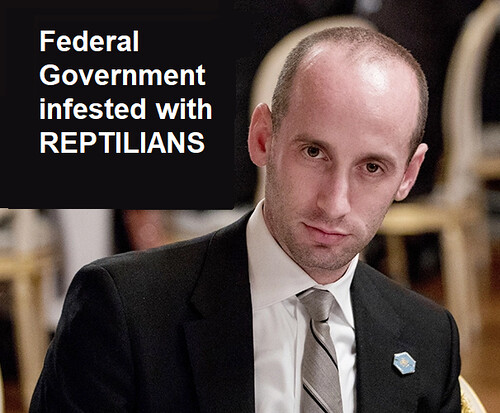 Stephen Miller Contracts COVID-19, Just Like Humans Do