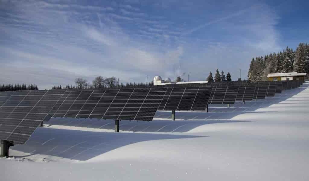 Des panneaux solaires moins polluants