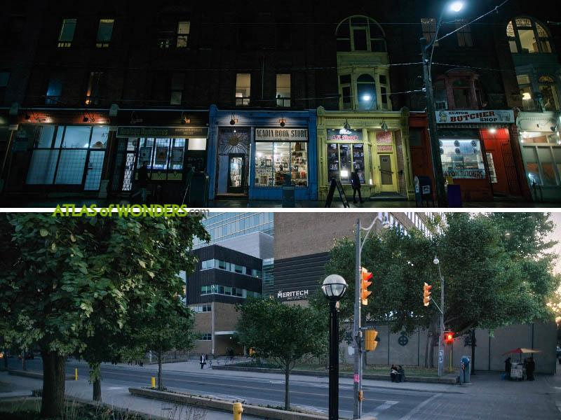 Vanya flat street Toronto