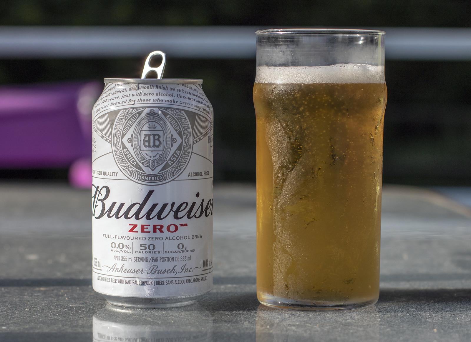 Budweiser Zero Non Alcoholic Beer