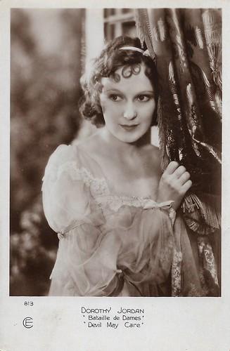 Dorothy Jordan in Devil-May-Care (1929)