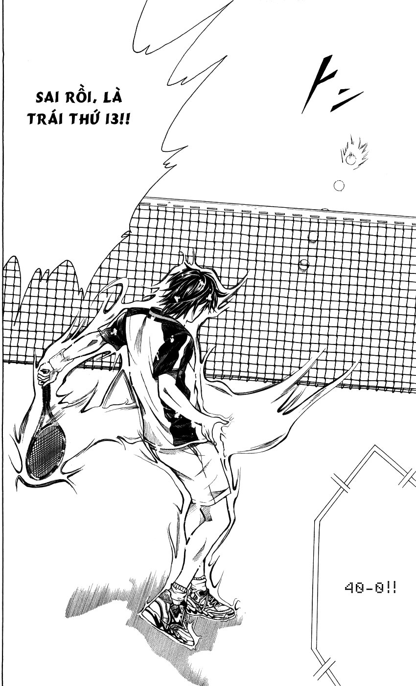 Hoàng tử Tennis chap 335 - Trang 7