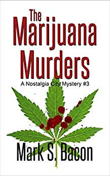 Book Cover: The Majijuana Murders