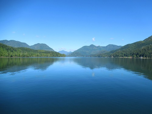 Uchucklesaht Inlet | by D-Stanley