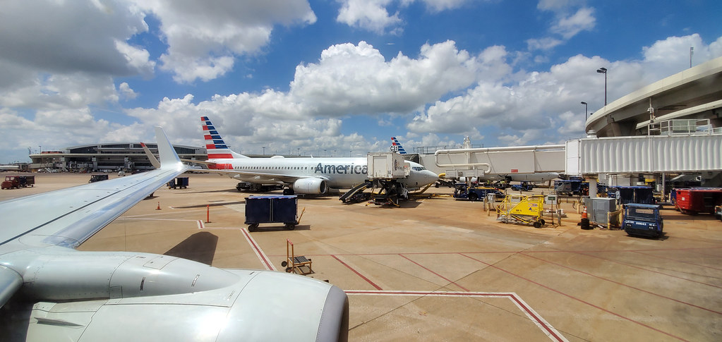 Dallas–Fort Worth International Airport