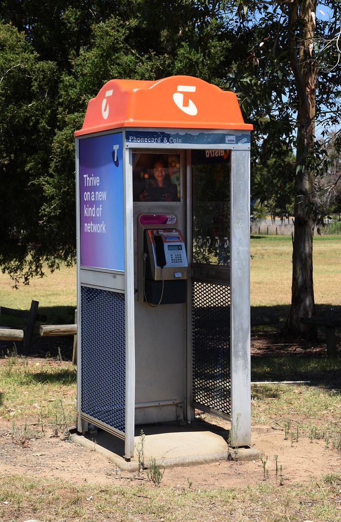 Public Phone, Moorebank, Sydney, NSW.