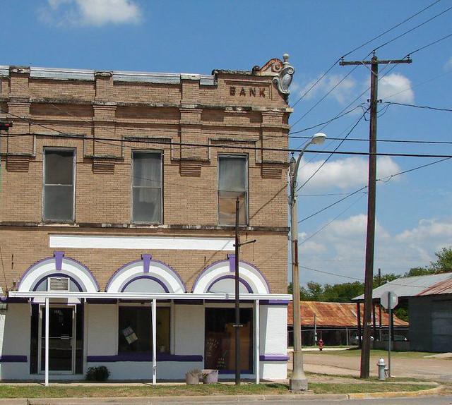 Corner Bank - Lott, Texas