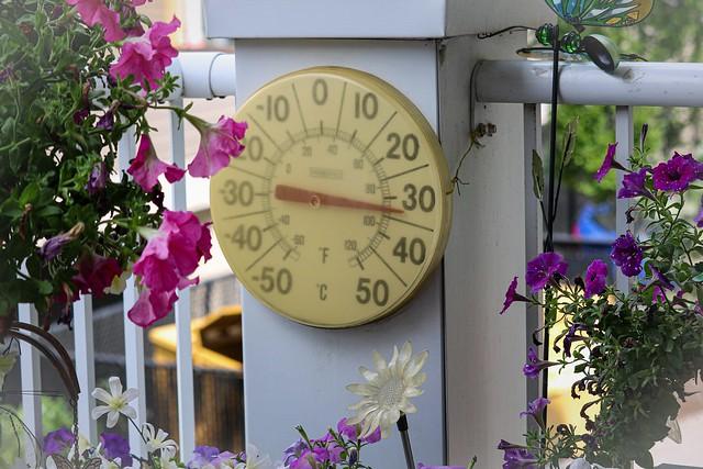 90 Degrees Fahrenheit