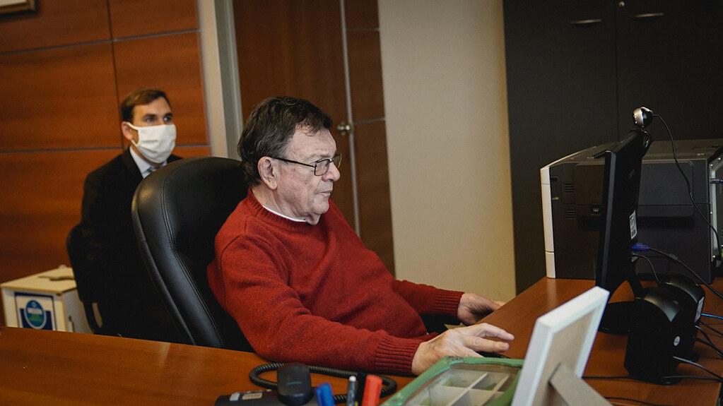 La SECITI y el INTI se reunieron por videoconferencia para dialogar sobre el Programa Potenciar