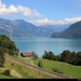 Brienzersee, Berner Oberland, Switzerland