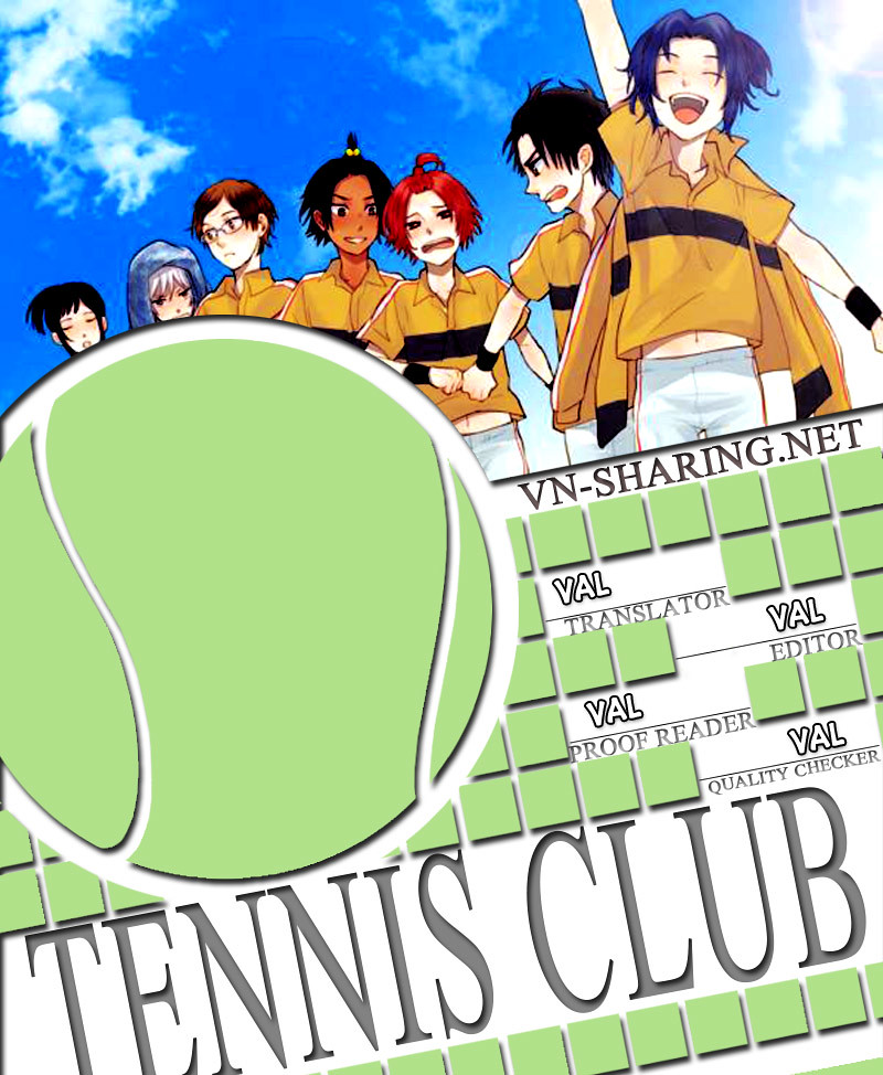 Hoàng tử Tennis chap 334 - Trang 16