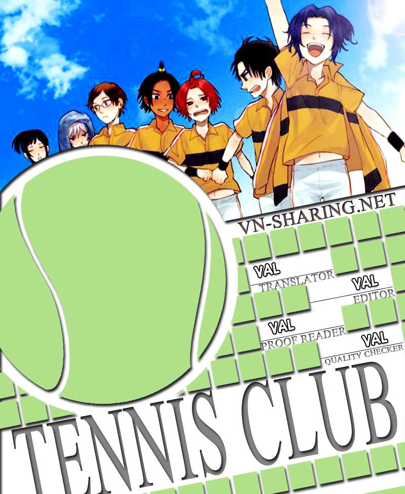 Hoàng tử Tennis chap 335 - Trang 18