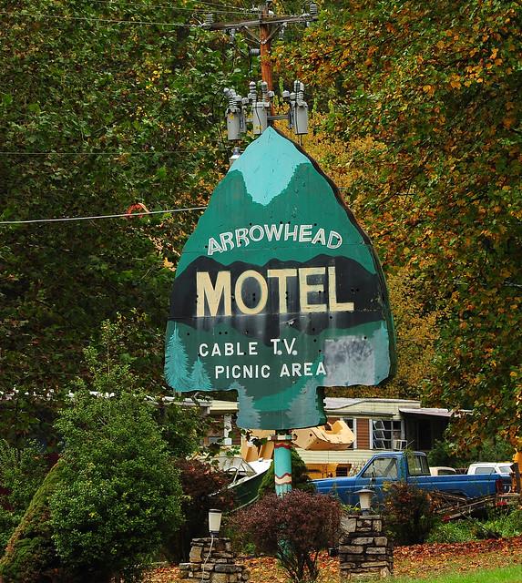 Arrowhead Motel - Whittier, North Carolina