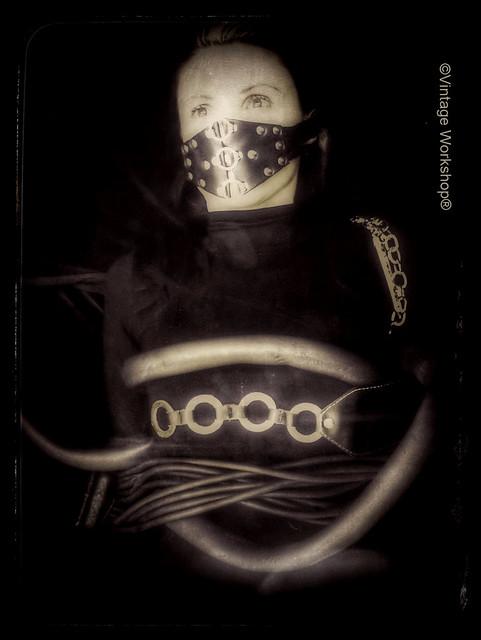 Industrial mood CAGED Ph. ©Vintage Workshop®