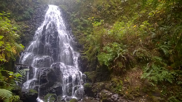 Fairy Falls, Columbia River Gorge National Scenic Area  10/9/2015