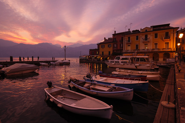 Malcesine Sunset