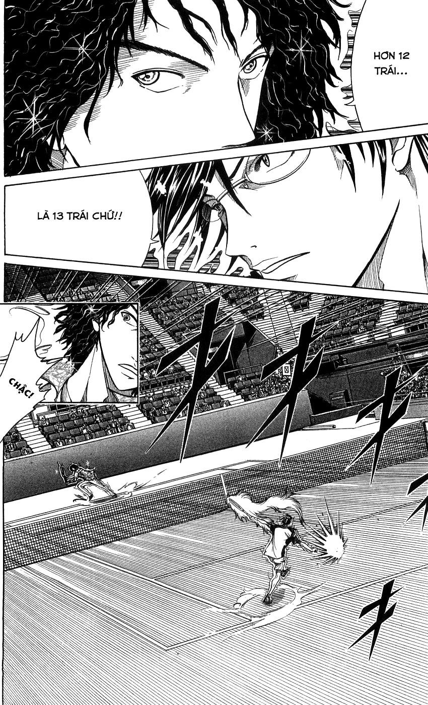 Hoàng tử Tennis chap 335 - Trang 5