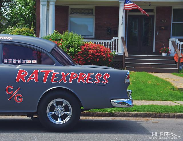 Rat Express