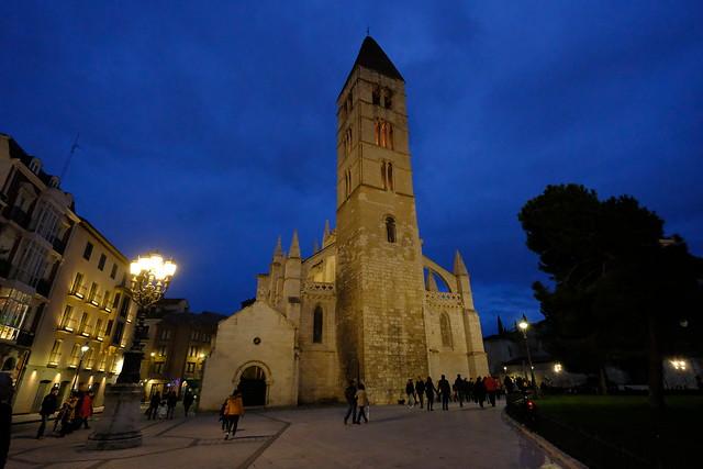 XE3F7555 - Iglesia de Santa María de La Antigua - Church of Saint Mary the Ancient  (Valladolid)