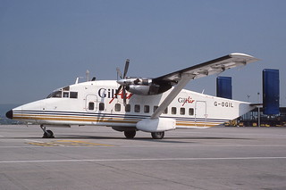 G-OGIL Glasgow 18-6-1989