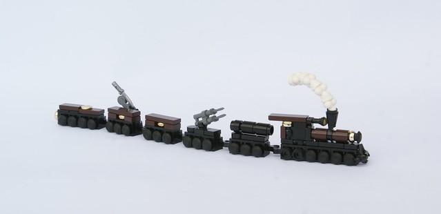 Blenheim Royal Rail Weapon