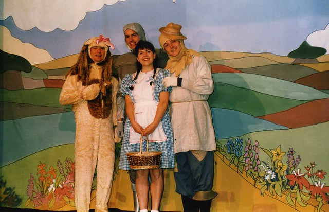 WADAMS 1991 - The Wizard of Oz
