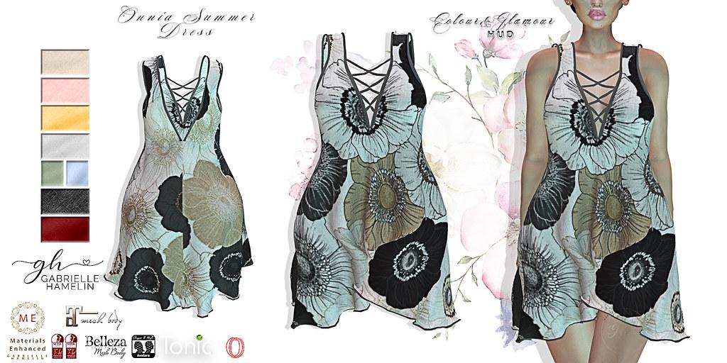 Anemone-Black-&-Grey-Poster