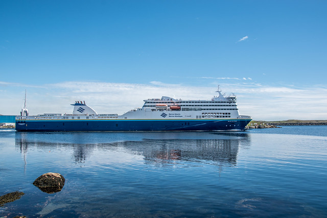Welcome to Channel-Port aux Basques, Newfoundland