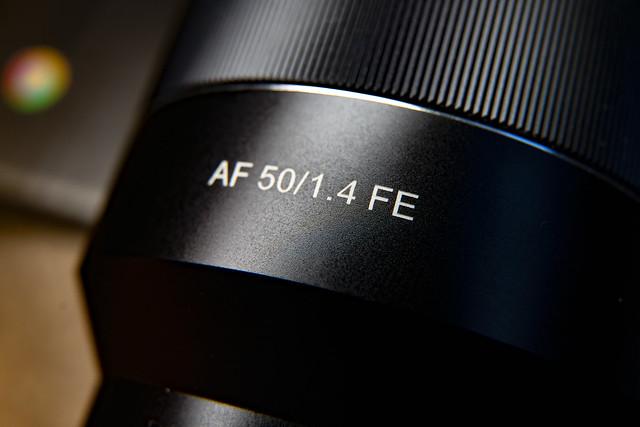 Rokinon 50mm f/1.4