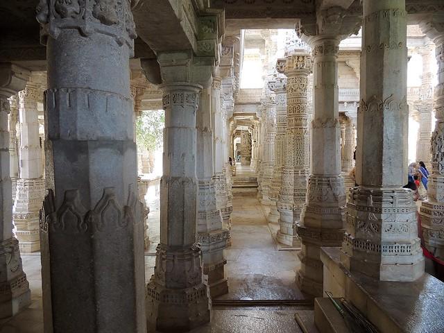 Ranakpur Jain Temple_India  2366