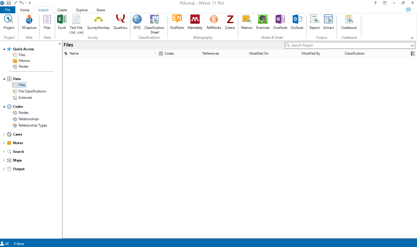 Download NVivo 11.4.1.1064 x86 x64 full license 100% working
