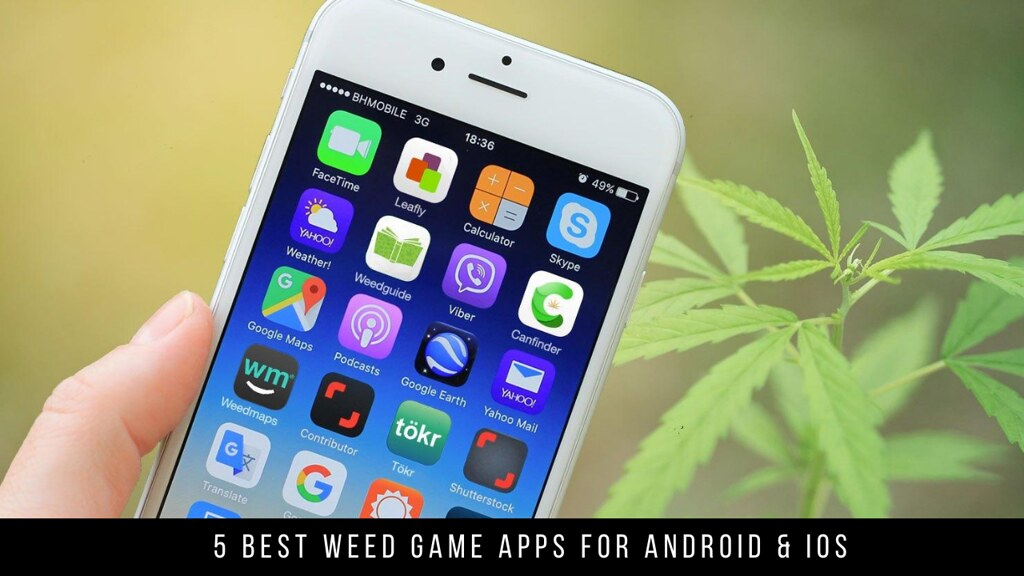 5 Best Weed Game Apps For Android & iOS