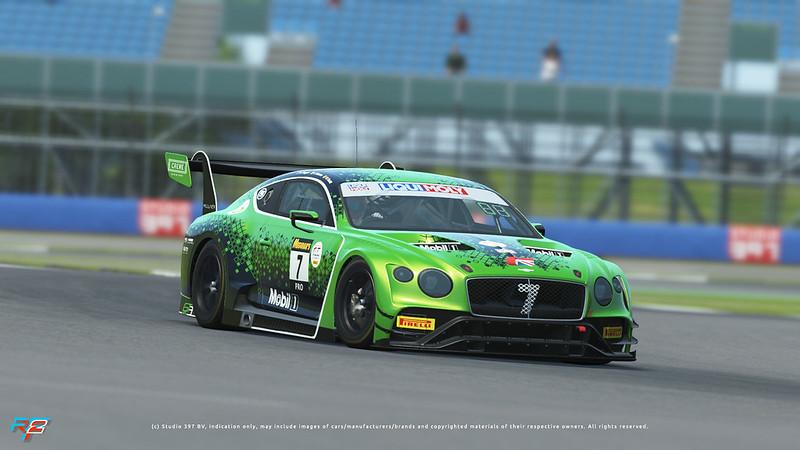 rFactor 2 - Bentley Continental GT3