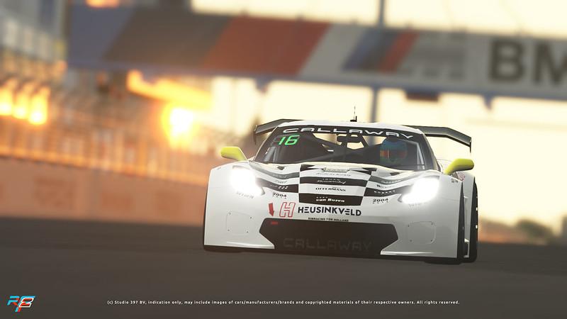 Nürburgring PBR Update