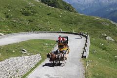 Alpenpost Napoleon 2712 Gotthard - Andermatt - Airolo, Gotthard Südrampe