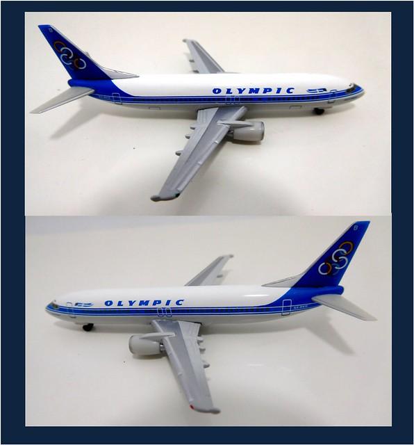B737-400 OLYMPIC AIRWAYS