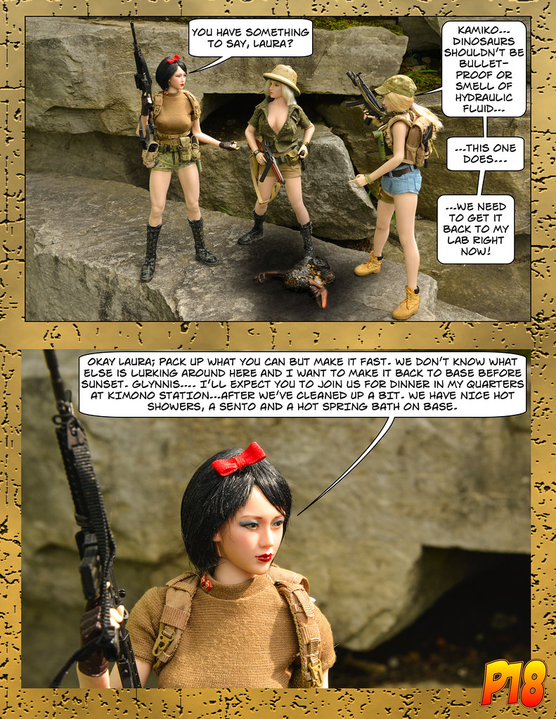 Kamiko Komics: The Valley of Strange Occurrences 50175718491_b9e1853d8a_b