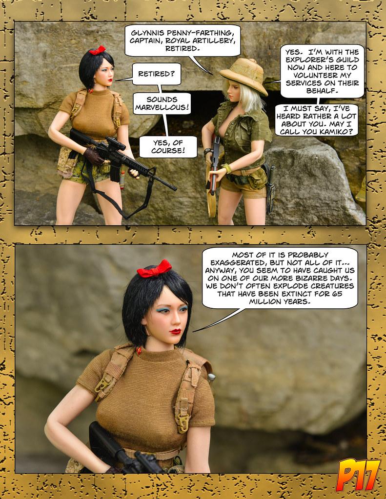 Kamiko Komics: The Valley of Strange Occurrences 50175718726_62935360b1_b