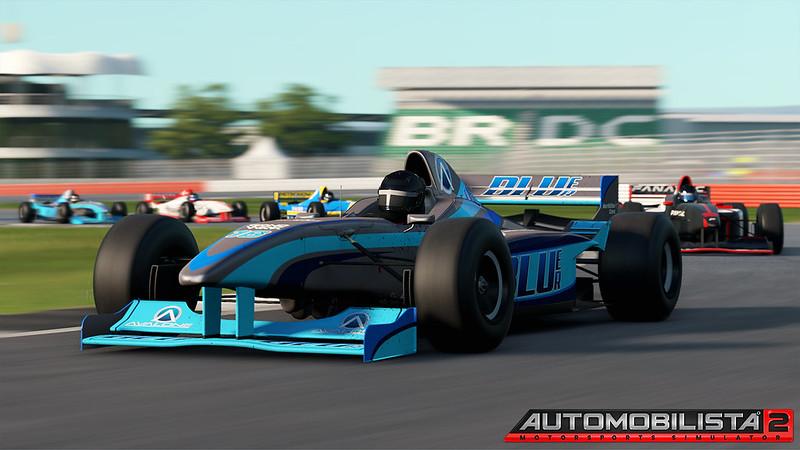 Automobilista 2 - Formula V10 Gen1