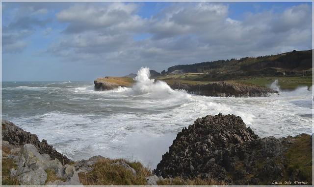 Algo bello e inmortal: el cielo y el mar